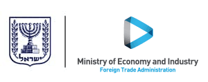 Canada – Israel Trade & Economic Office, Embassy of Israel Logo