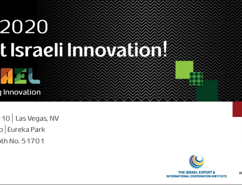 Israels CES 2020-Pavillon zeigt 22 innovative Start-ups