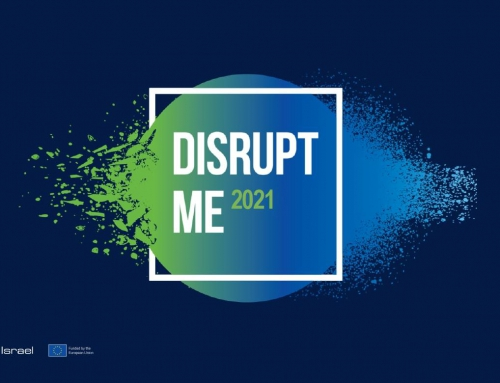 Kooperationsprogramm – EIT Hub Israel Disrupt Me 2021