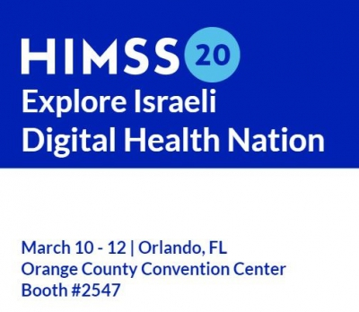 Israel at HIMSS 2020 2