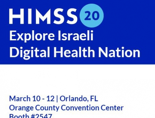 Israeli Pavilion at HIMSS 2020, 10-12 March 2020, Orlando, Florida, USA