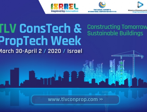 TLV ConsTech & PropTech Week 2020