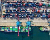 birds-eye-view-photo-of-freight-containers