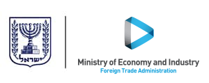 India – Israel Trade & Economic Office, Embassy of Israel Logo