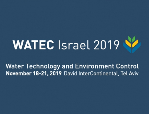 WATEC ISRAEL 2019 – Creating Energy Through Interaction