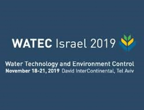 PROMOTIONAL EVENT FOR WATEC 2019 IN BANGALORE