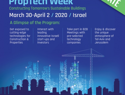 TLV ConsTech & PropTech Week 2020 event