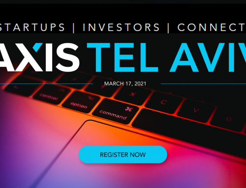 Axis Tel Aviv is back – Virtually in 2021!