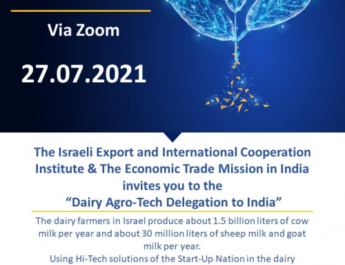 Dairy Agro-Tech Delegation to India