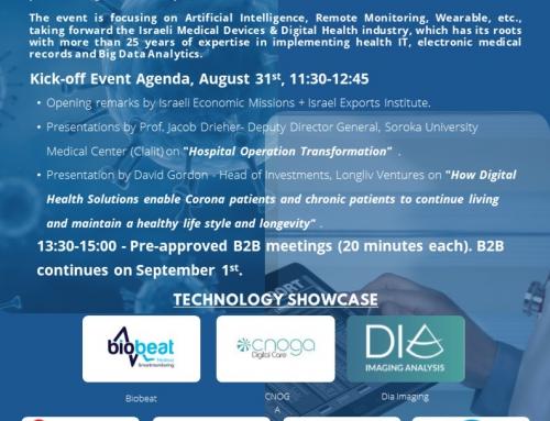 Virtual Healthcare Roadshow: Health-Tech India