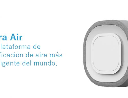 Aura Air: La plataforma de aire más inteligente