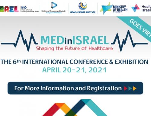Conoce las Últimas Tecnologías de Salud en MedinIsrael 2021