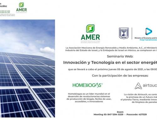 """Innovación y Tecnología en el sector energético"""","""