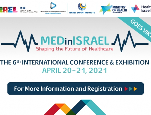 6th Biennial MEDinISRAEL Conference and Exhibition