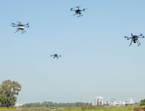 The NAAMA project – towards creating a national drone network for commercial delivery