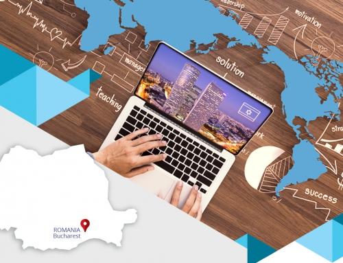 Prima delegatie virtuala SmartCity israeliana in Romania!