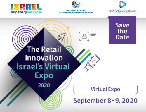 SAVE-THE-DATE: The Retail Innovation event – Israel (September 8-9, 2020)