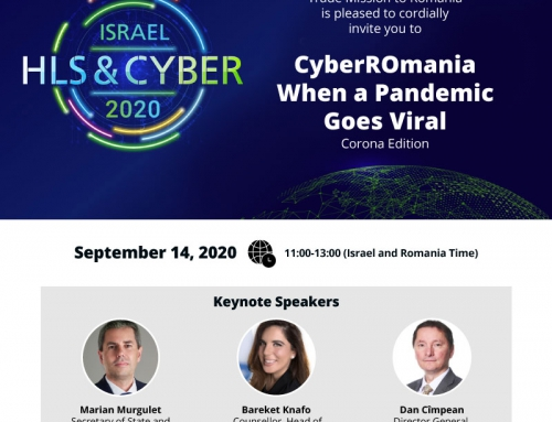 """CyberROmania – When a Pandemic Goes Viral"" (14-15.09)"