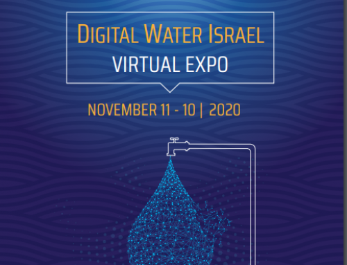 Expozitia Digital Water Israel, 2020