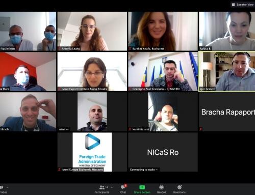 Conferinta de prezentare a solutiilor medicale si de securitate cibernetica israeliene pentru spitalele din Maramures