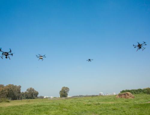 Proiectul NAAMA – Crearea unei retele nationale de drone utile pentru commercial delivery, transport medical si mobilitate aeriana urbana