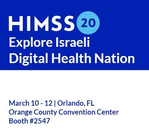Israel at HIMSS 2020