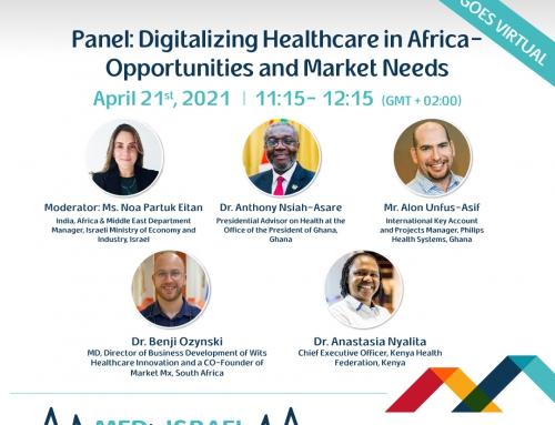 MEDInISRAEL – AFRICA Panel