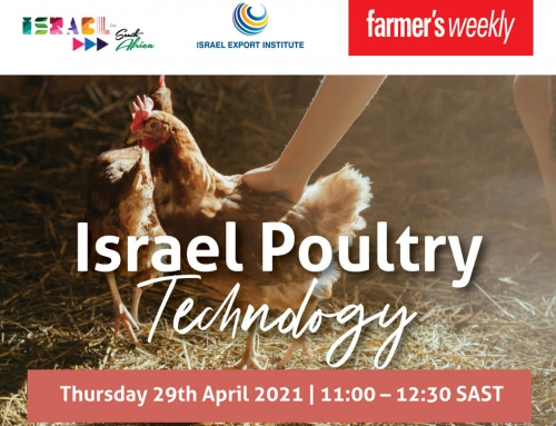Save the Date  – Poultry Tech Webinar