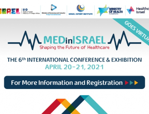 Press Release: MEDinISRAEL 2021