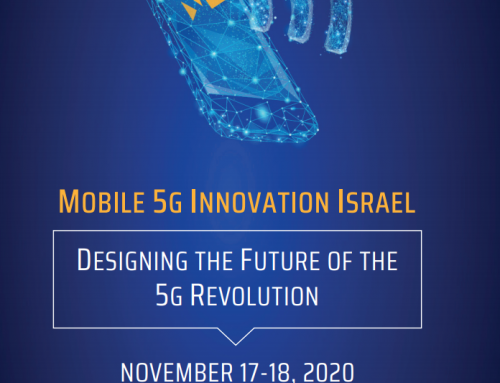 VIRTUAL EXPO TLV 5G Innovation Week: November 17-18 2020