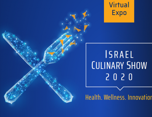VIRTUAL EXPO Israel Culinary Show: 27 – 28 October 2020