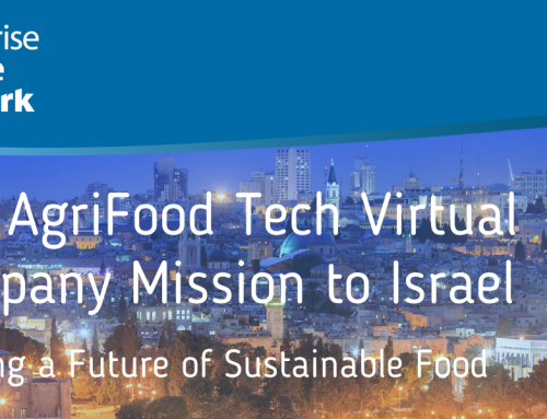 AgriFood Tech Virtual Mission to Israel: 9-11 February 2021