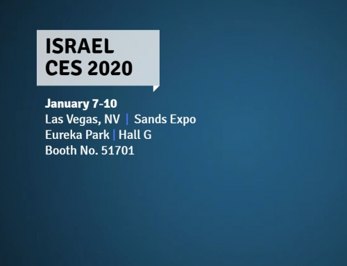 Israel's CES 2020 Pavilion Will Showcase 22 Innovative Start-Ups