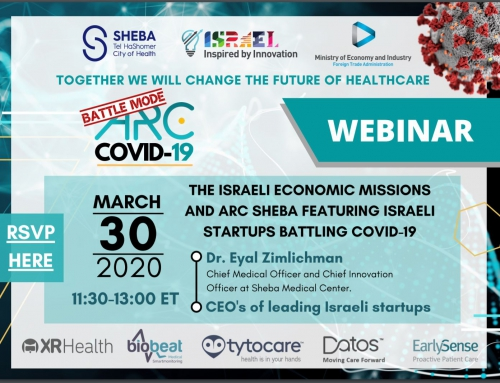 Want to see how one of the most tech savvy hospitals in the world has been using cutting edge tech to treat#COVID19while keeping doctors safe?