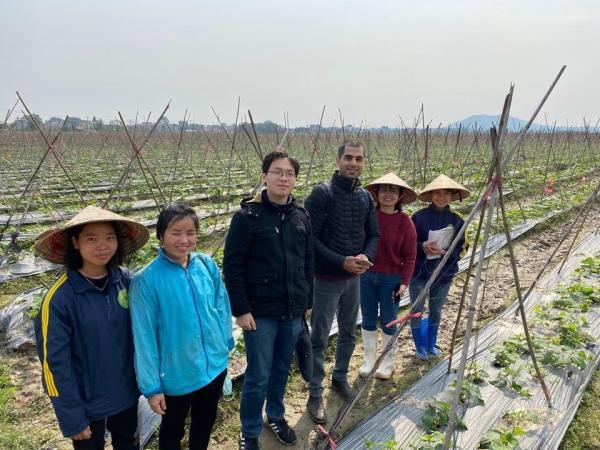 Sailog field trip in Vietnam