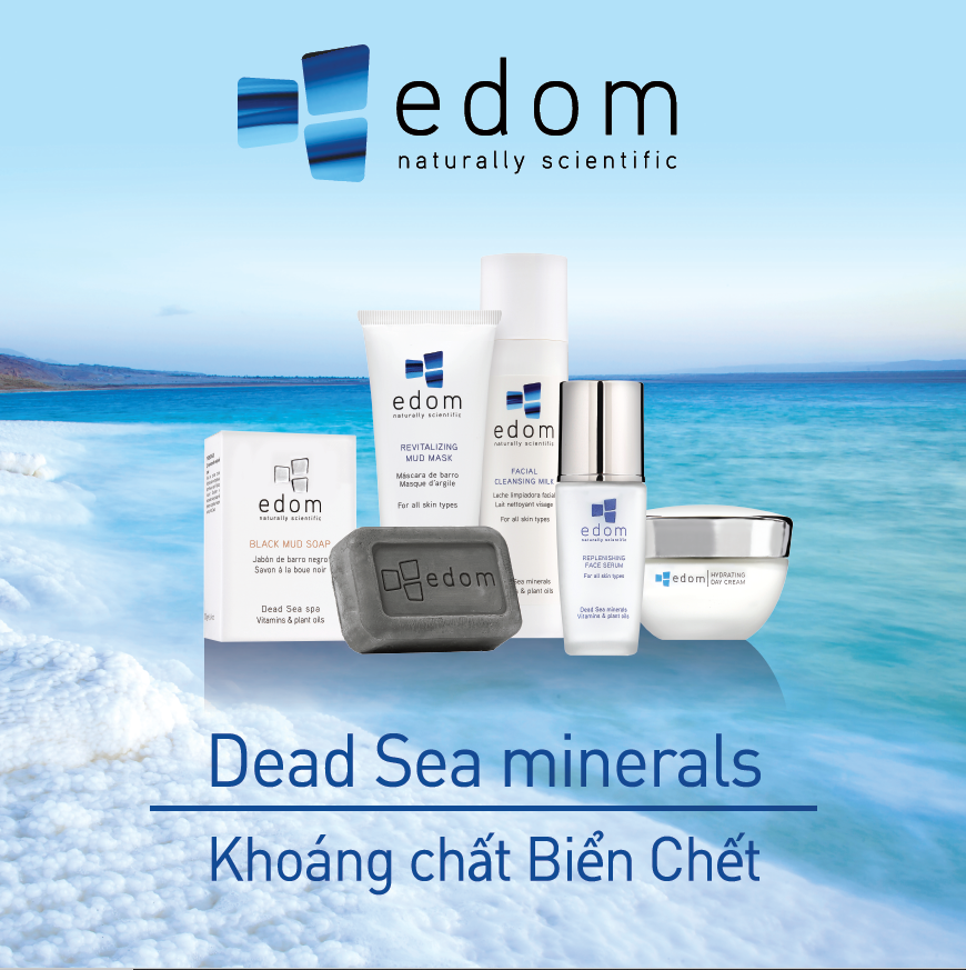 Edom dead sea