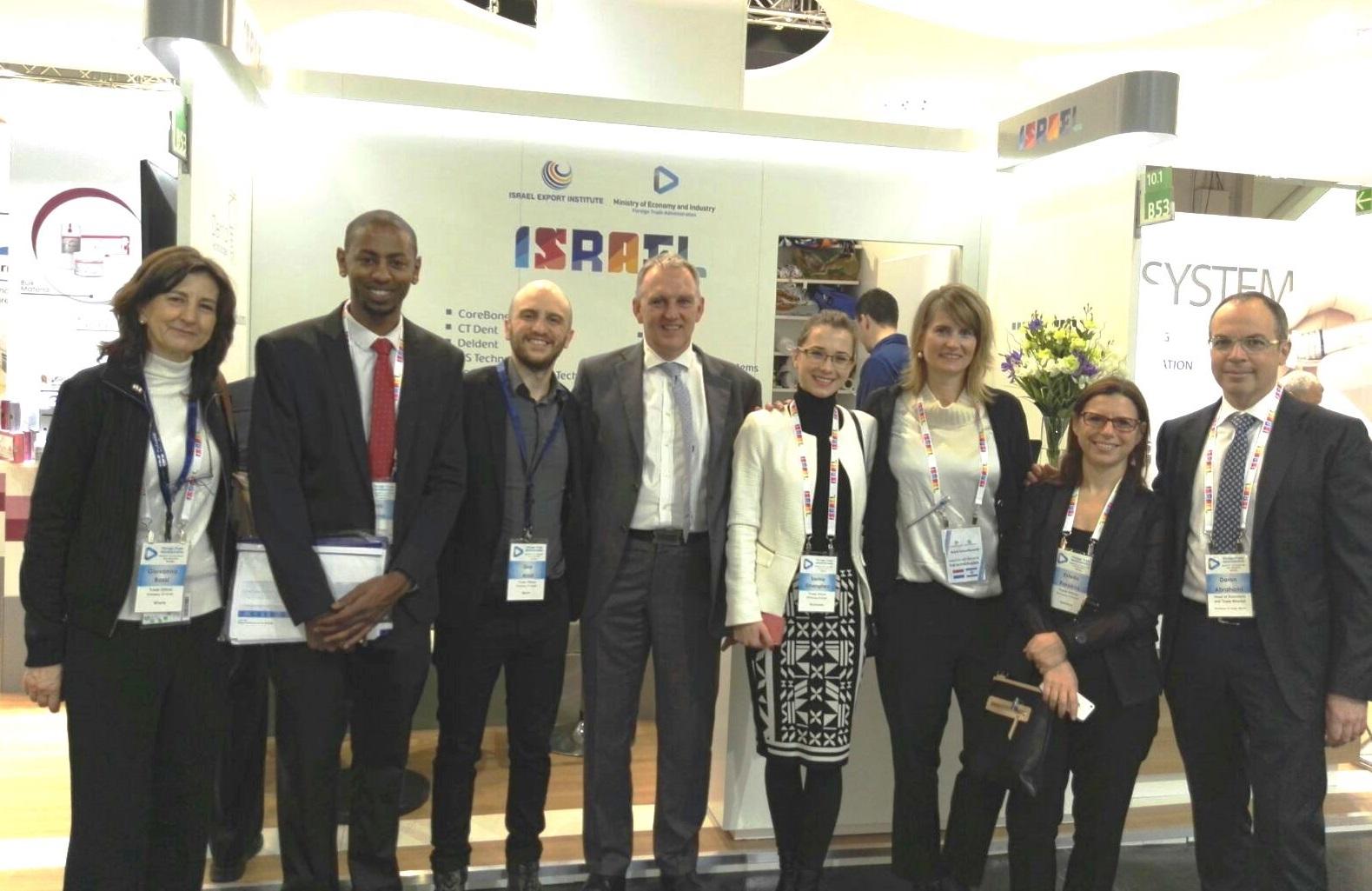 FTA team at  the IDS 2017